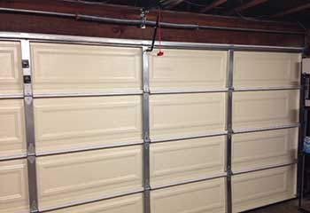Garage Door Spring Replacement - Millbrae